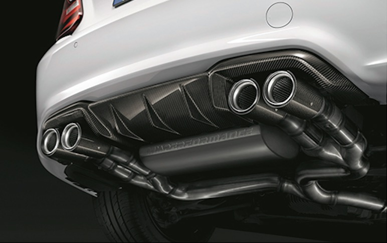 Bmw M2 M Performance Exhaust Official Info Amp German Price