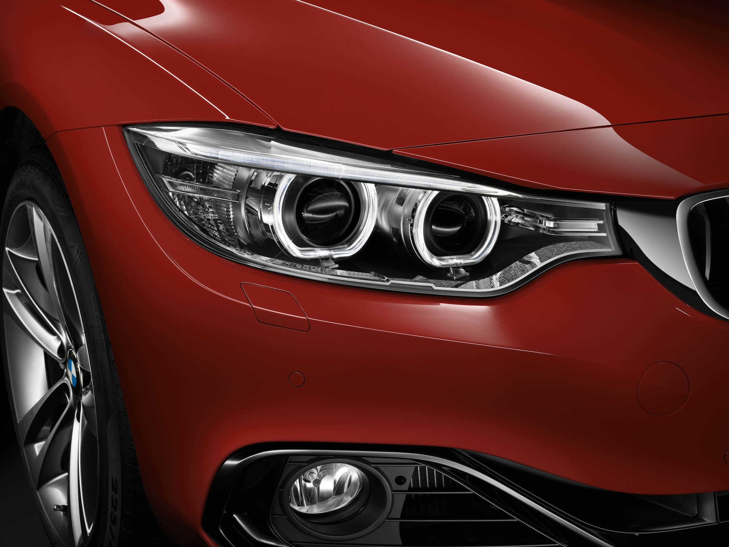 headlights car with to beautiful bmw remodel