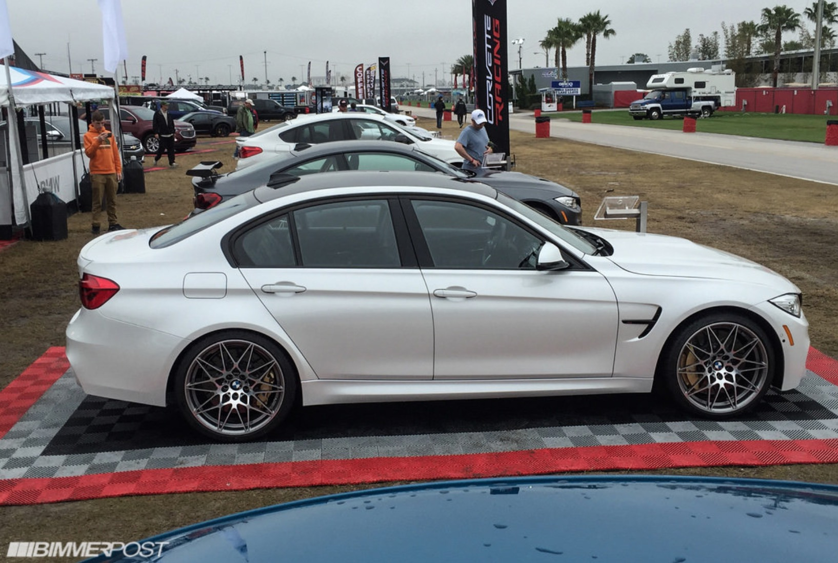 F80 M3 Competition Zcp Debuts At Washington Auto Show And