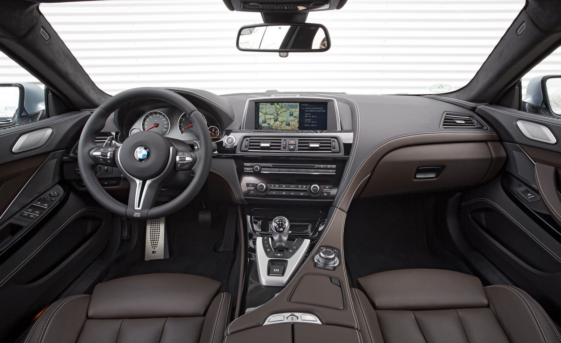 BMW 6 Series Gets New Technology For Spring 2016