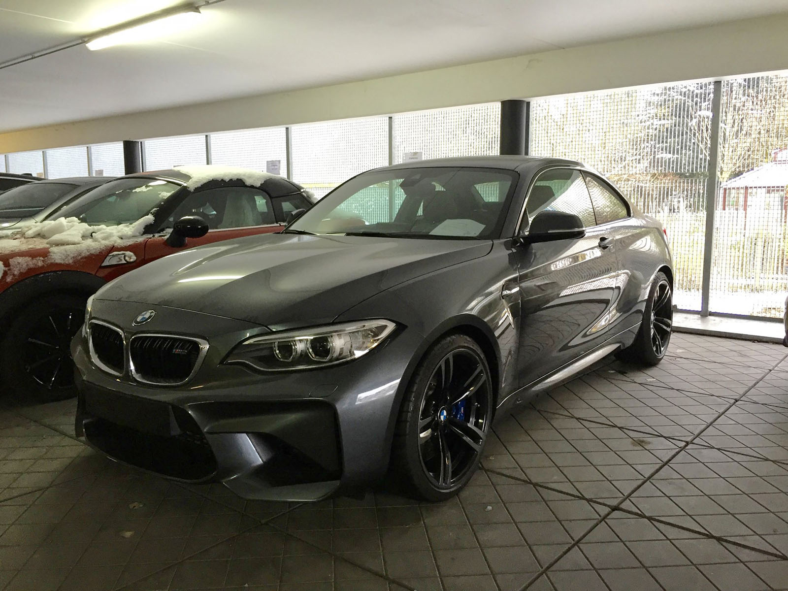 Real World Mineral Grey M2 With 19 Quot Factory Wheels Page 4