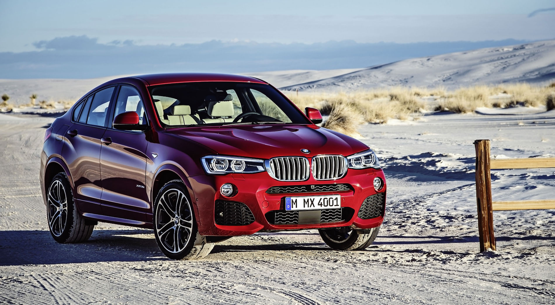 Bmw X3 Gets Extended Standard Equipment New Color And Advantage Model Line