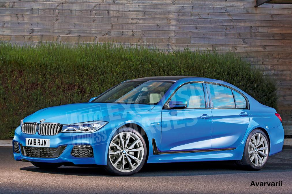 2018 bmw g20. plain g20 2018 bmw 3 series g20 rendering will get all electric version  autoexpress with bmw g20