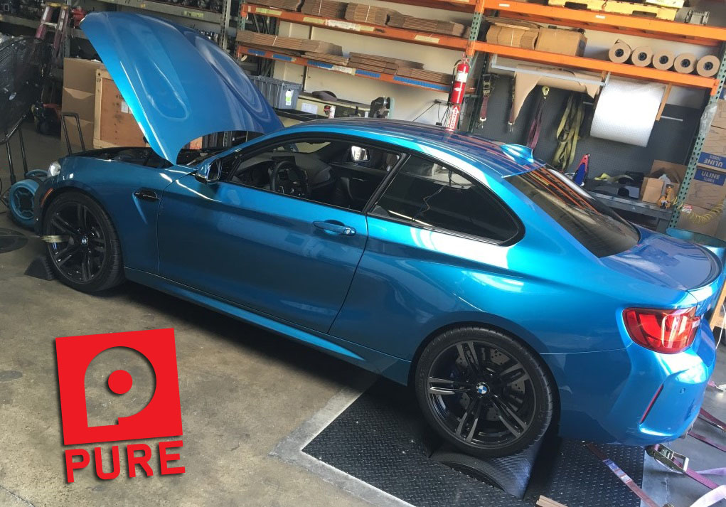 M2 Pure Stage2 Turbo Upgrade Now Available