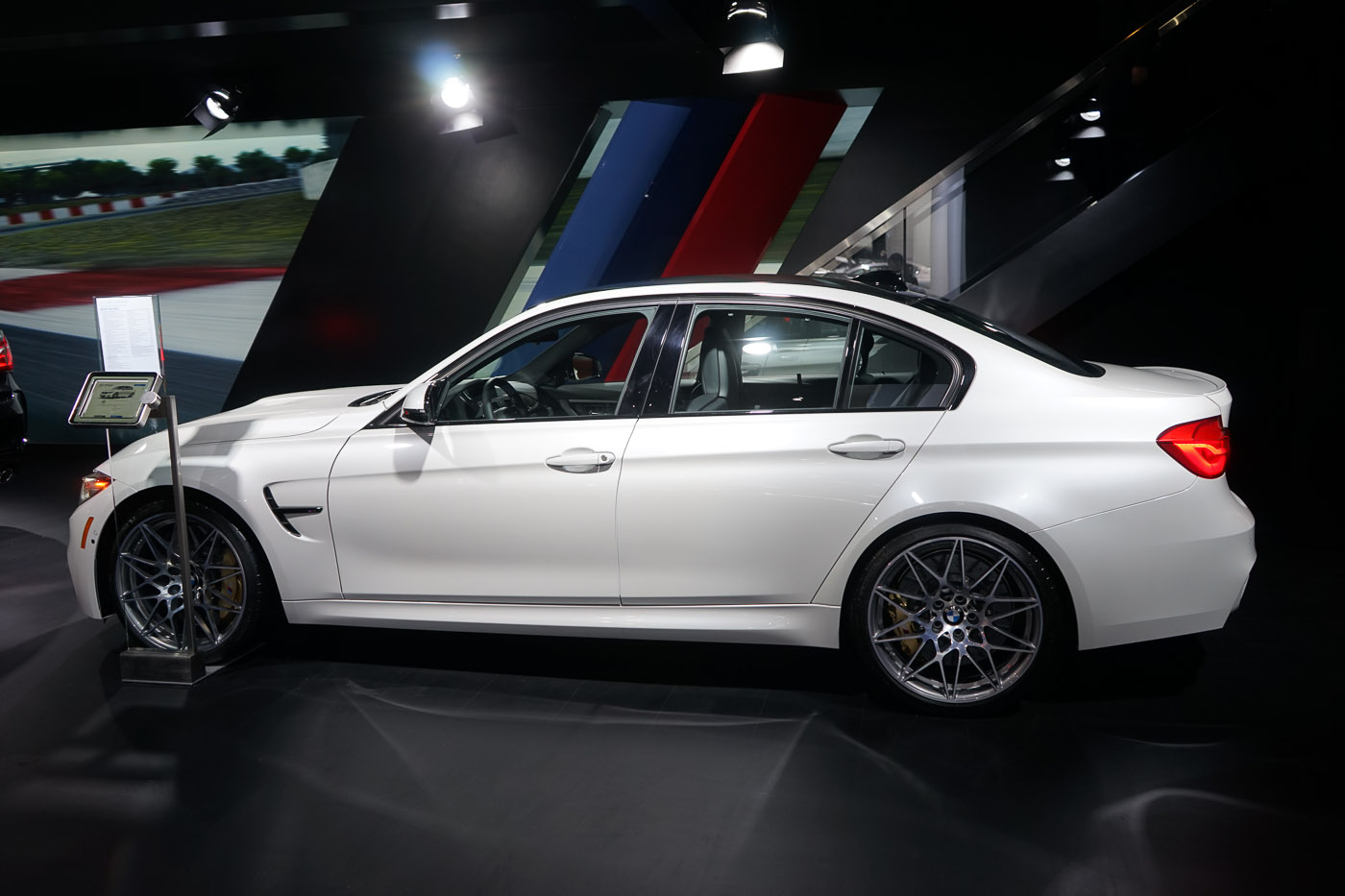 2016 Nyias Bmw M3 Competition Package