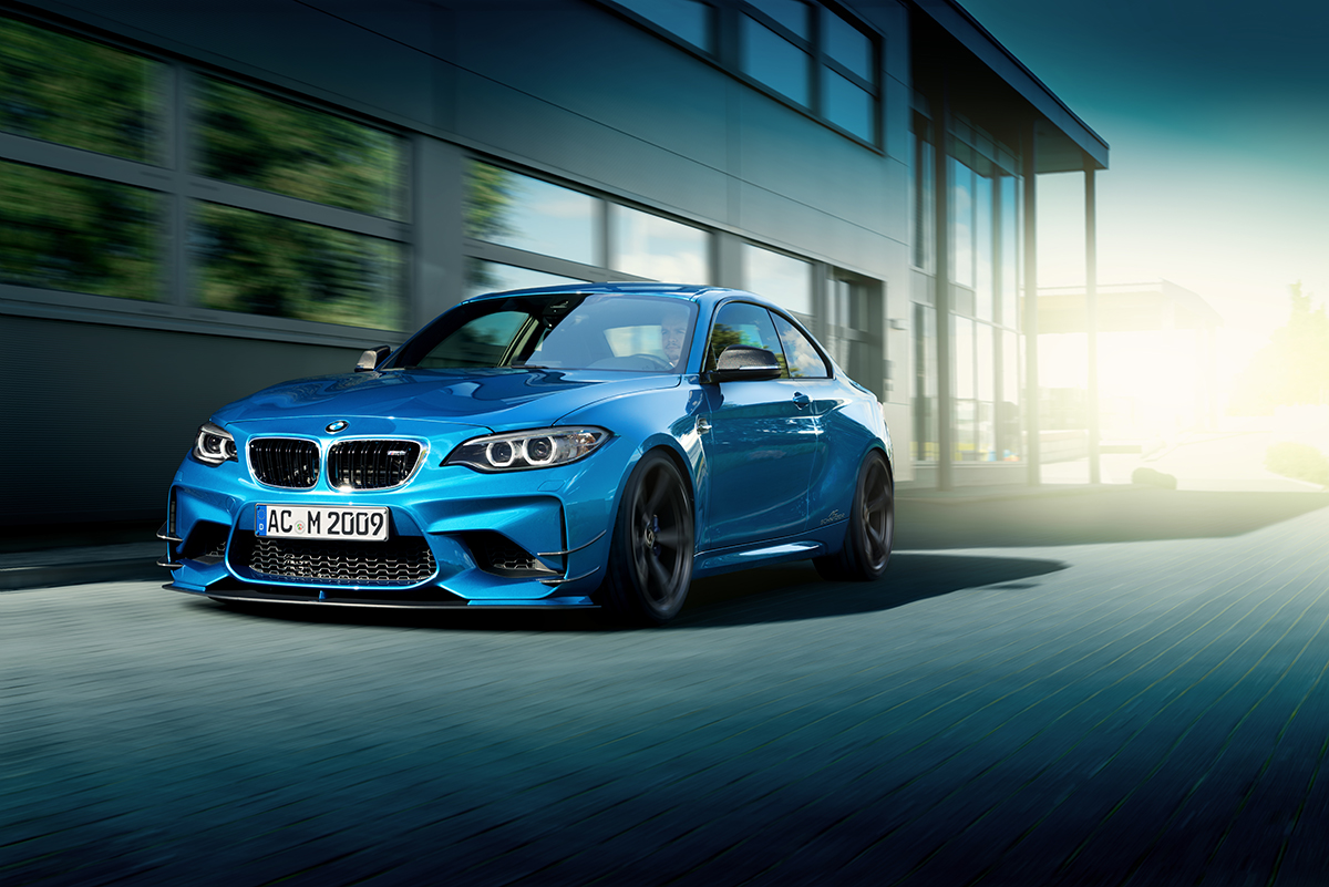 420 Hp Bmw F87 M2 Acs Signature Package By Ac Schnitzer