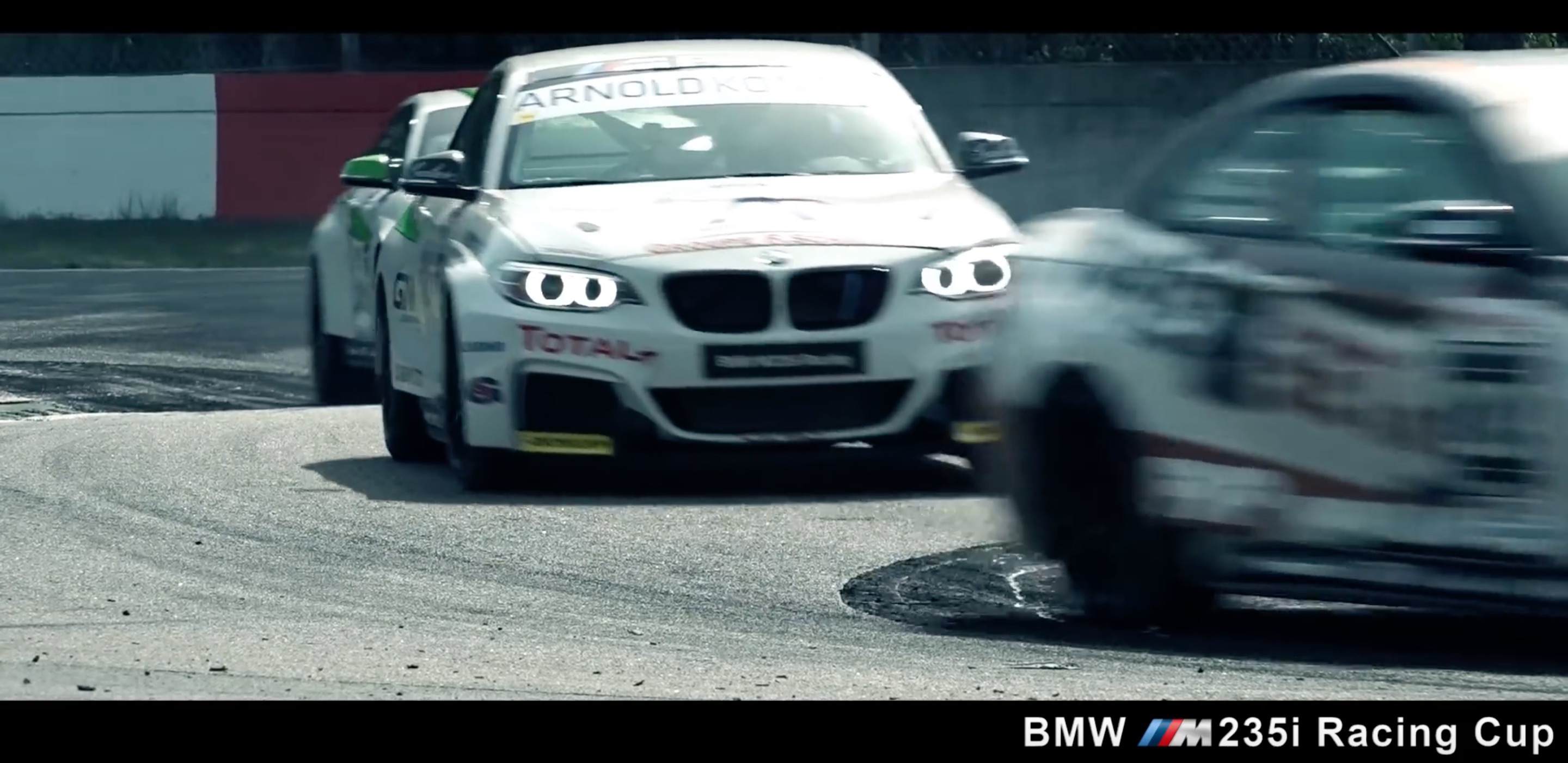 Bmw M235i Racing Cup 2015 Year Review