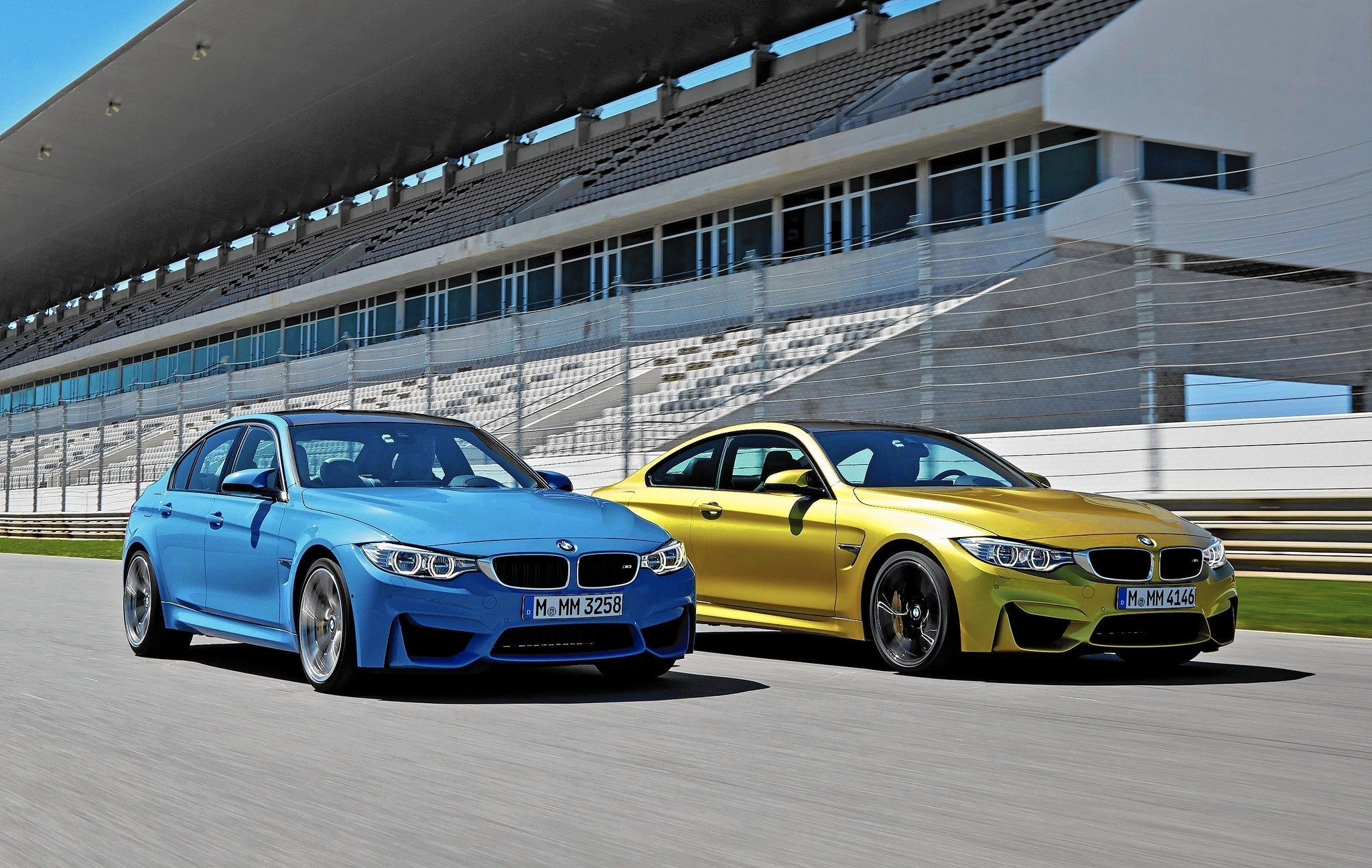 2017 Bmw M3 And M4 Pricing And Product Updates Bmwusa