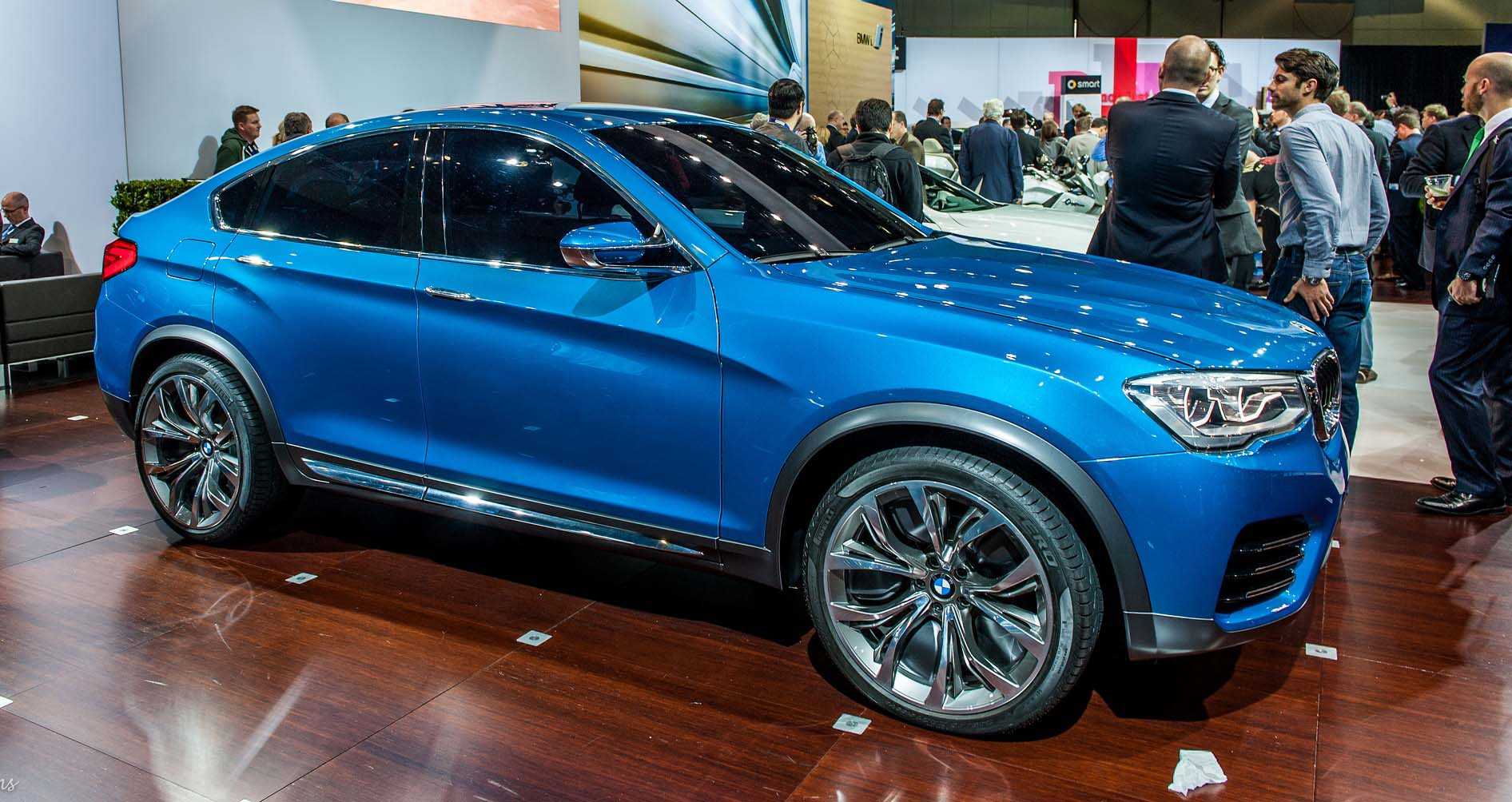 Bmw X4 M Performance Diesel Model May Be Coming