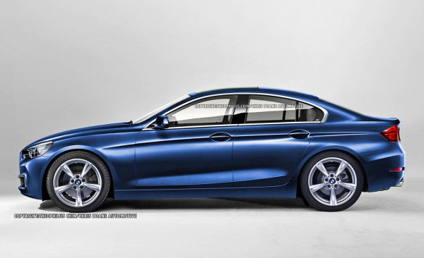 bmw 2 series gran coupe renders. Black Bedroom Furniture Sets. Home Design Ideas