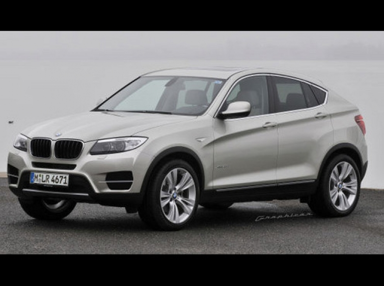 Official Bmw X4 F26 Sav Coming To Market