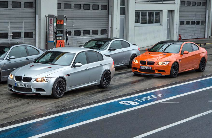 Aggregated E90 E92 M3 Production Stats North America