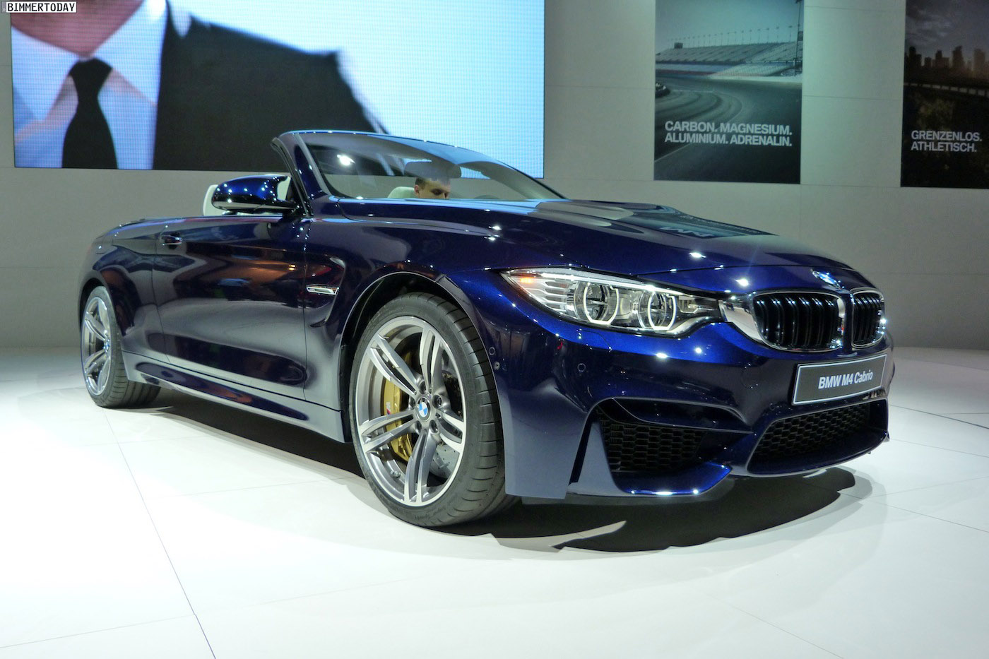 Bmw M4 Convertible In Tanzanite Blue Individual Page 2