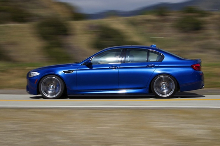 Motortrend First Test 2013 Bmw F10 M5 Review Yields 0 60 3 7sec