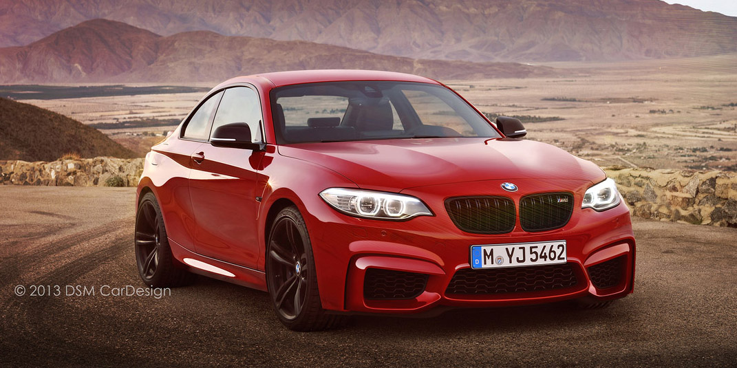 Bmw M2 M235i And M Performance Rendered
