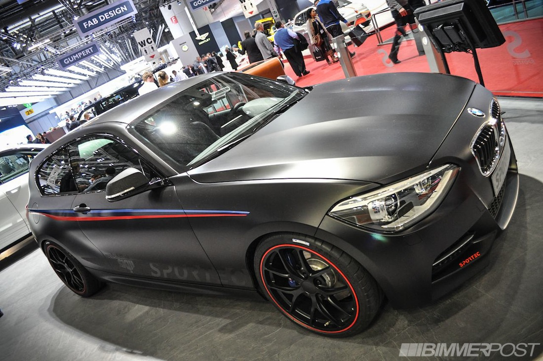 Bmw M135i Tuned By Sportec Up To 370 Hp