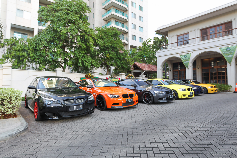 Bmw M Owners Club Indonesia Fest 2012