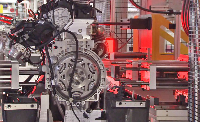 BMW N20 2 0L 4 Cylinder Turbo Engine Assembly Video - Page 2