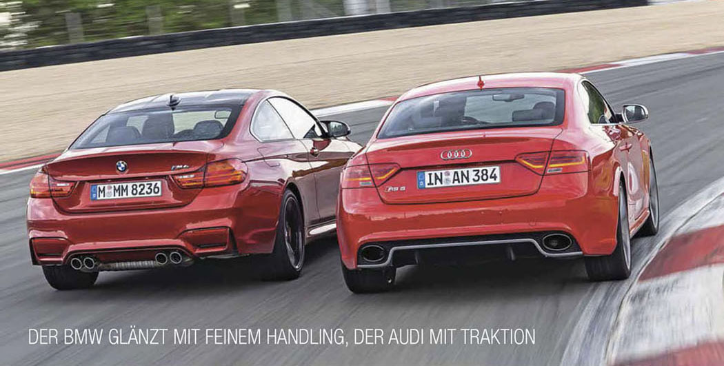 F80 M3 M4 Vs My Rs5 A Back To Back Driving Review