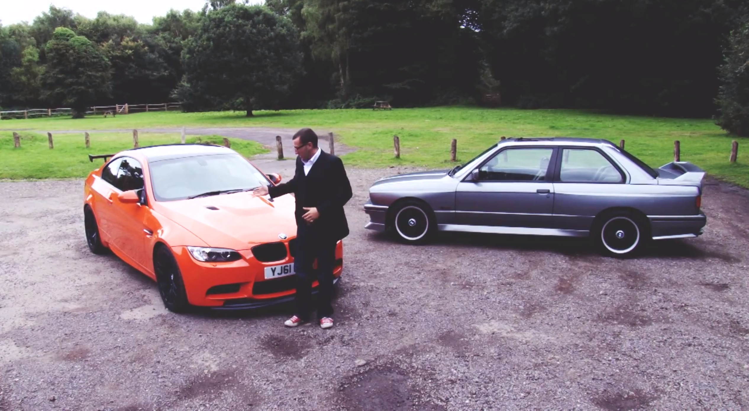Bmw M3 E30 And E92 Gts By Xcarfilms