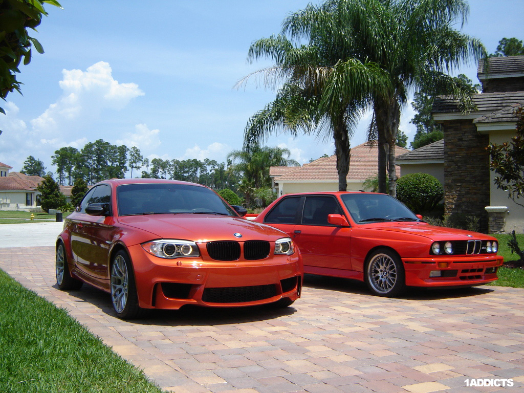 Photoshoot My Vo 1m And Henna Red E30 M3