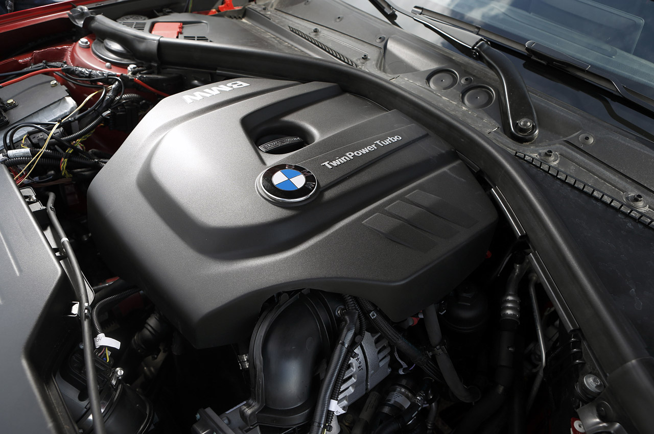 Bmw 3 Cylinder Turbo Engine B38 Review By Autoblog