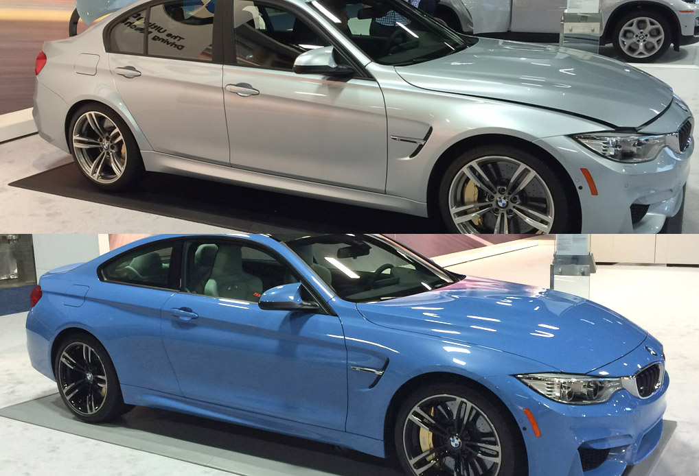 Silverstone F80 M3 And Yas Marina Blue F82 M4 At Dc Auto Show Page 3