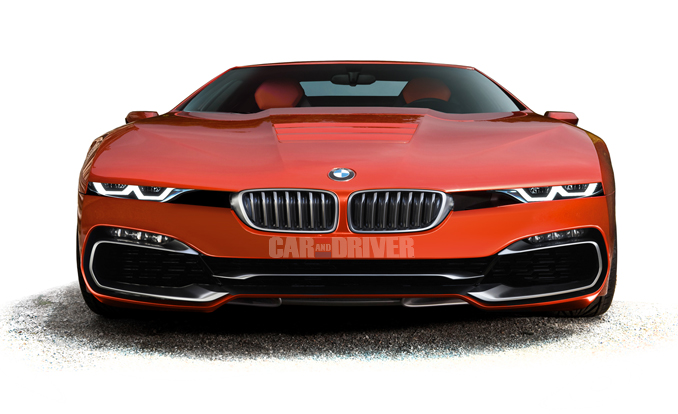 2016 BMW M8 Supercar Speculation By Car And Driver