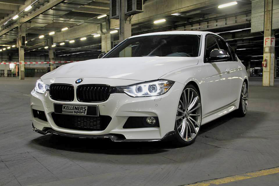 Kelleners Sport Aero Package For F30 M Sport