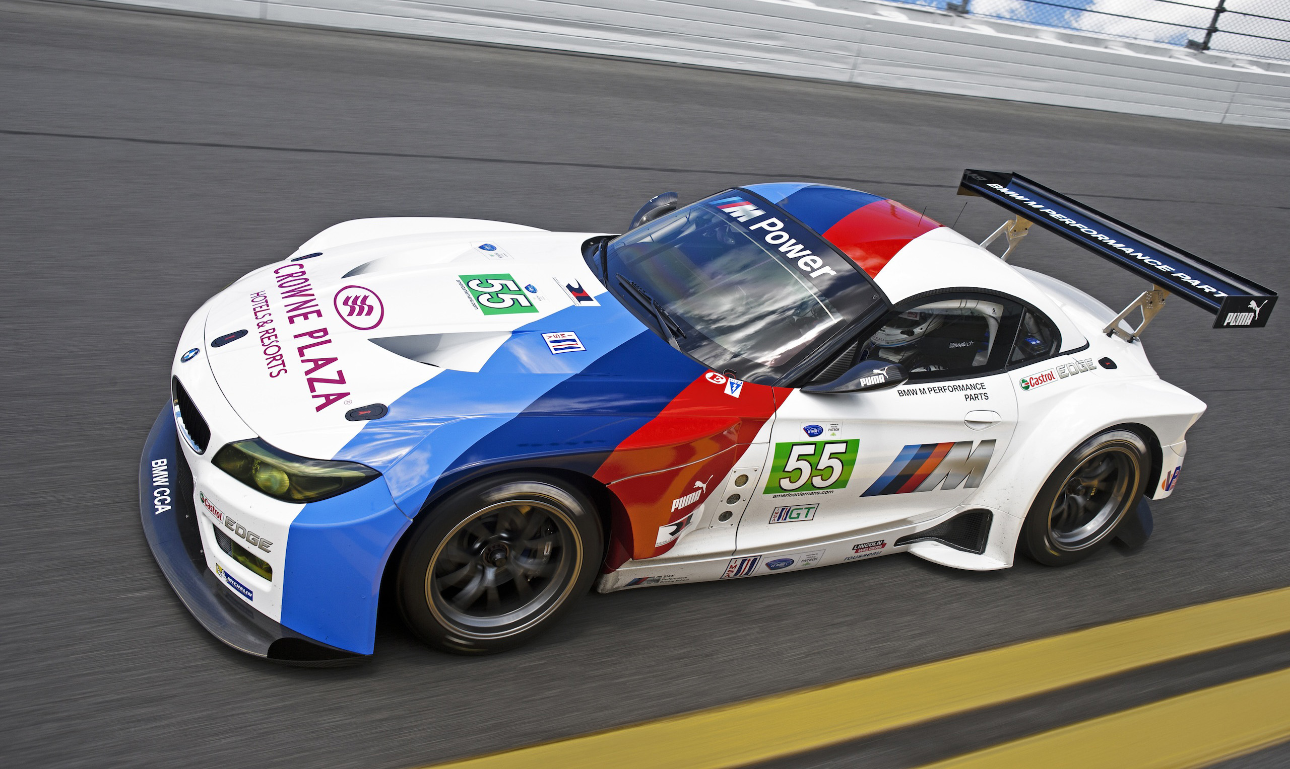 Bmw Z4 Gte Ready For Debut At 12 Hours Of Sebring This