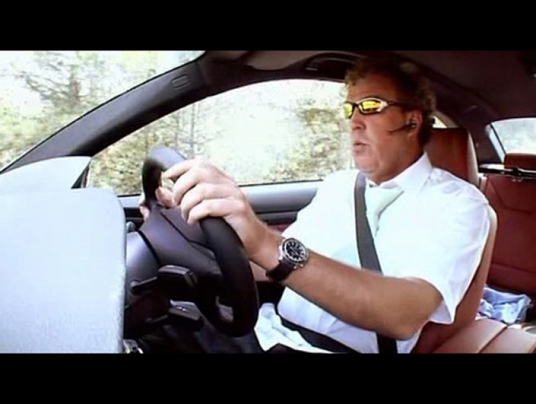 Clarkson S Review Of The 640i Convertible