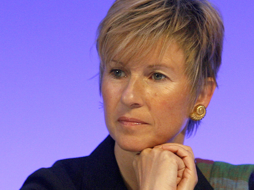 Bmw Heir Susanne Klatten Is Richest Person In The Auto
