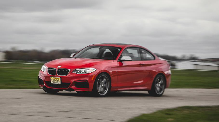 Car Driver Reviews M235i With Automatic 0 60 In 4 3 And Quarter Mile 12 9