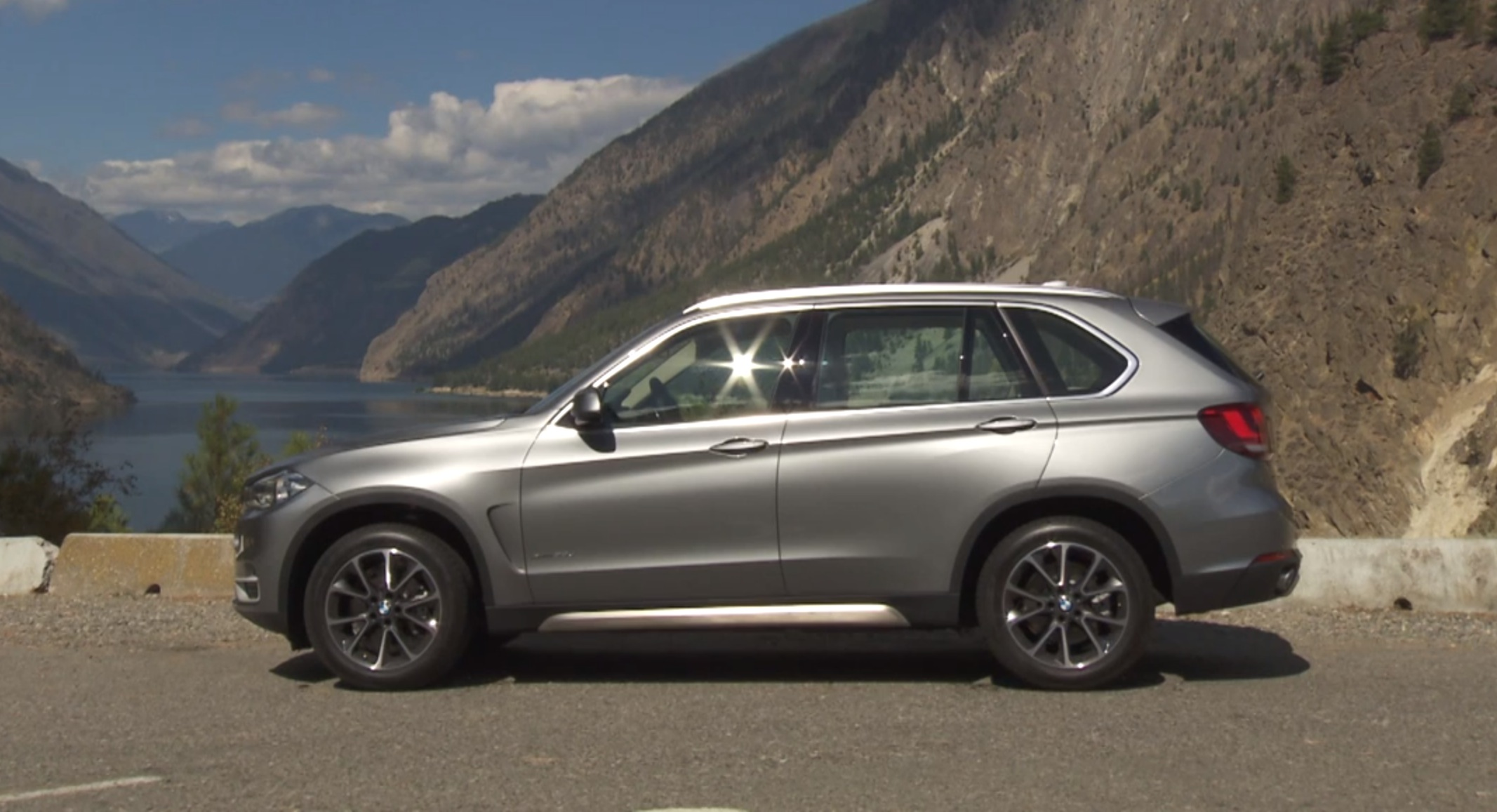 Videos 2014 BMW X5 XDrive50i And 30d Driving Exterior Interior