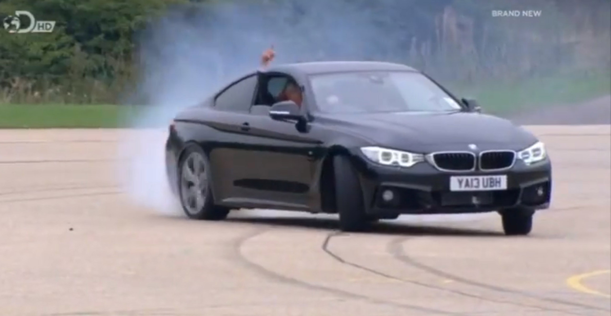 Fifth Gear Team 435i Review With Some Serious Drifting Video