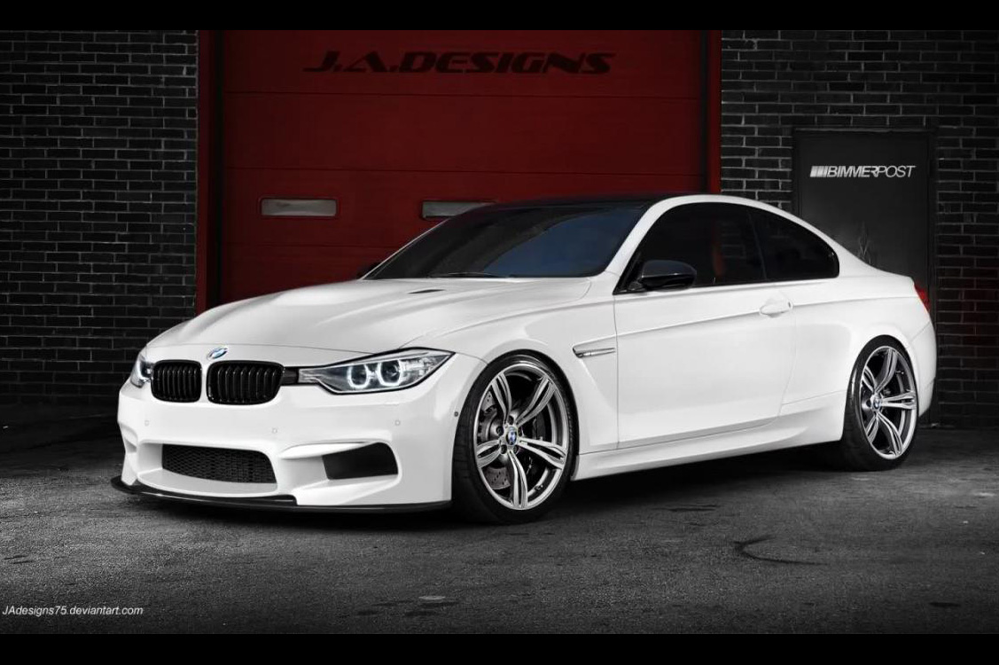 more bmw f82 m4 coupe and f80 m3 sedan renders and our analysis. Black Bedroom Furniture Sets. Home Design Ideas