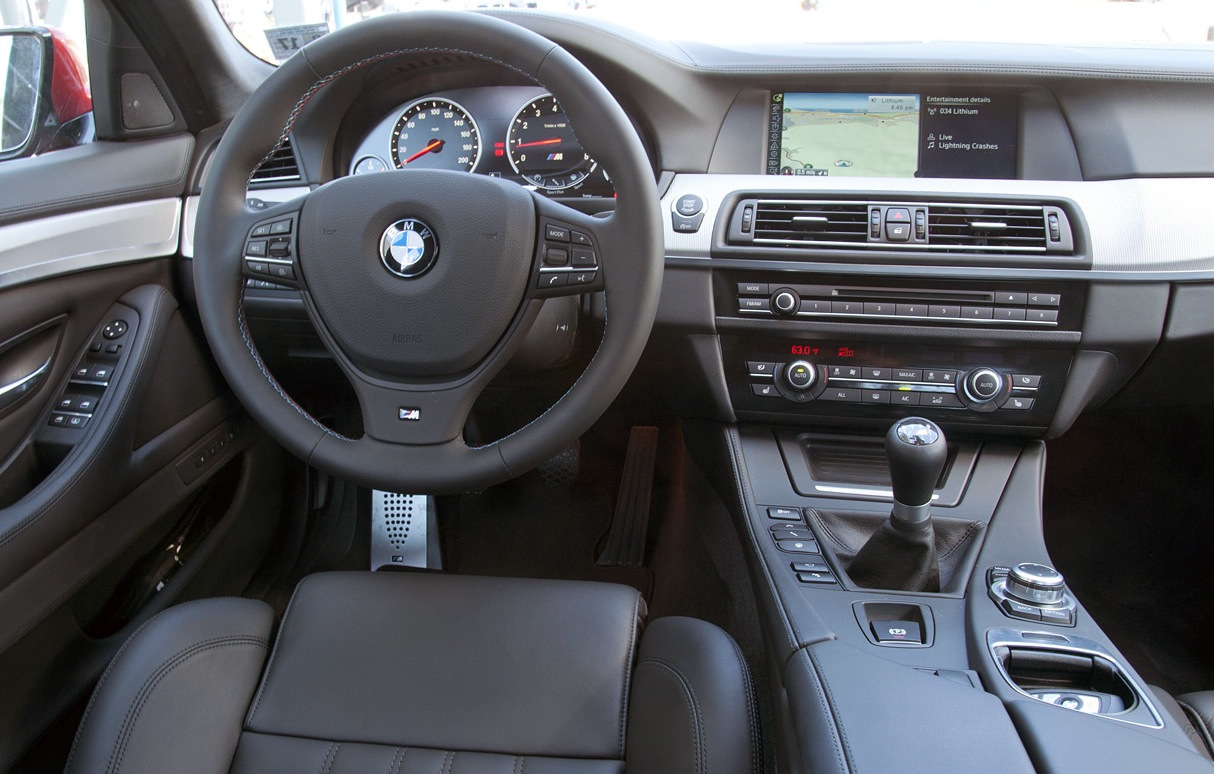 Manual Transmission Bmw F10 M5 Review The Purist S M5