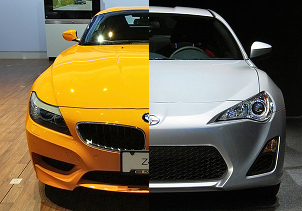 Next Bmw Z4 And Toyota Supra To Ride On Beefed Up Toyota 86 Platform