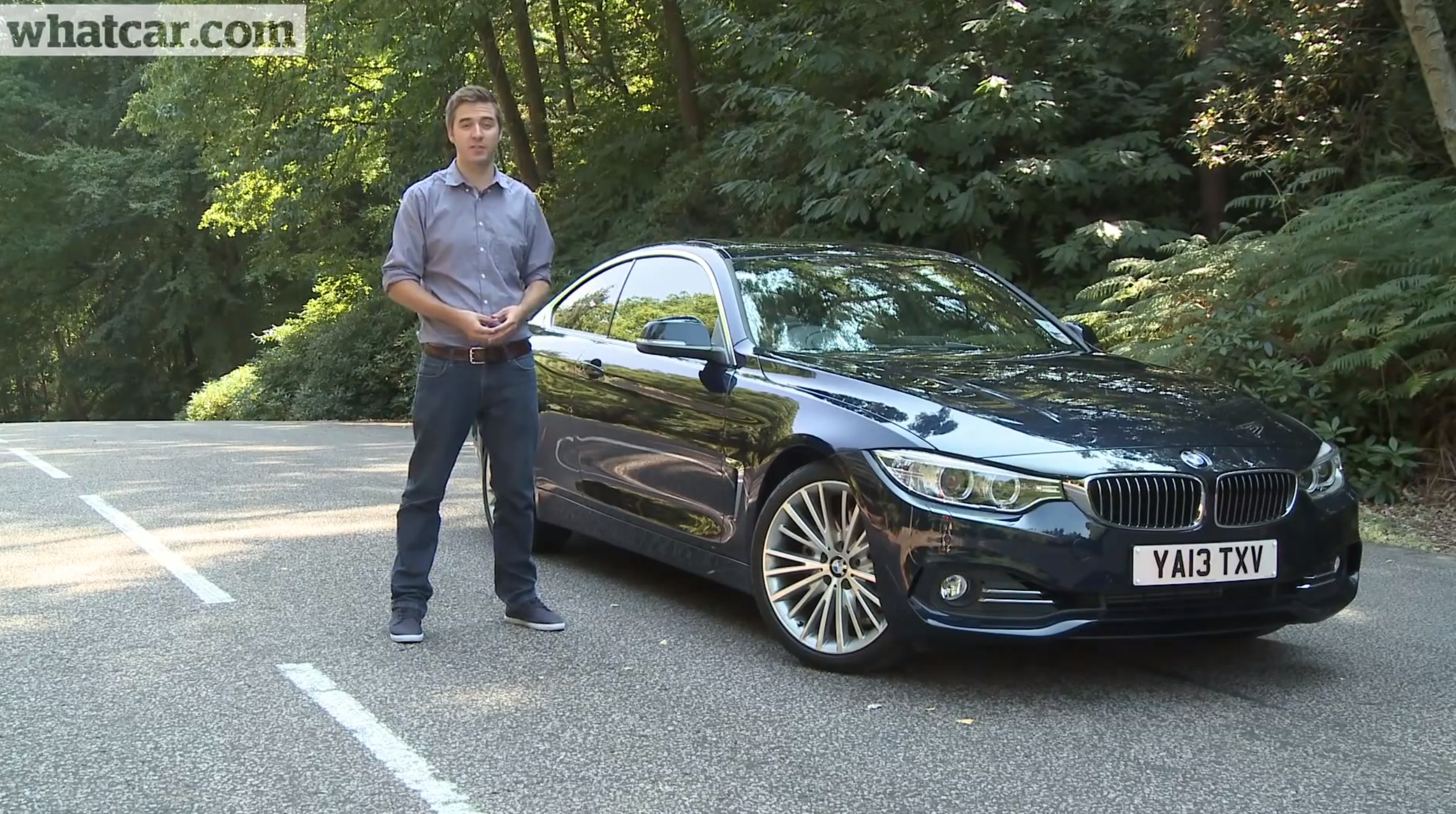 Bmw 4 Series Video Review Whatcar Com