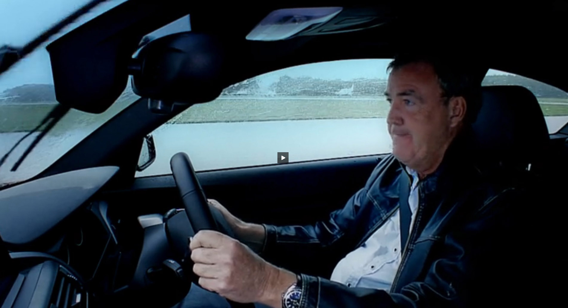 Clarkson Spins M135i In Top Gear Review Video