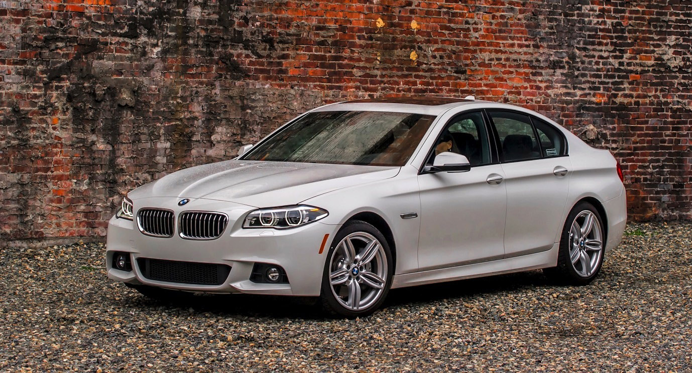 2015 BMW 5 Series (U.S.) Pricing and Changes