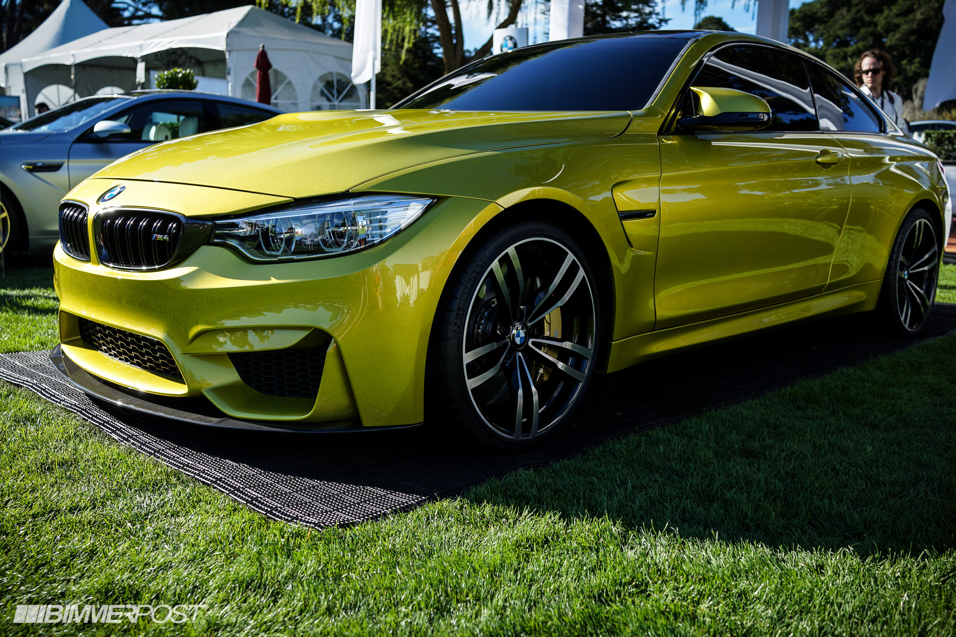 Bimmerpost Pebble Beach Recap Bmw M4 Concept Highlights Reactions And Notes