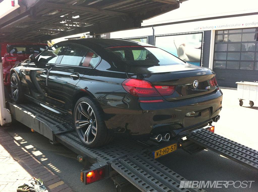 BMW M6 Gran Coupe Begins Hitting Dealerships