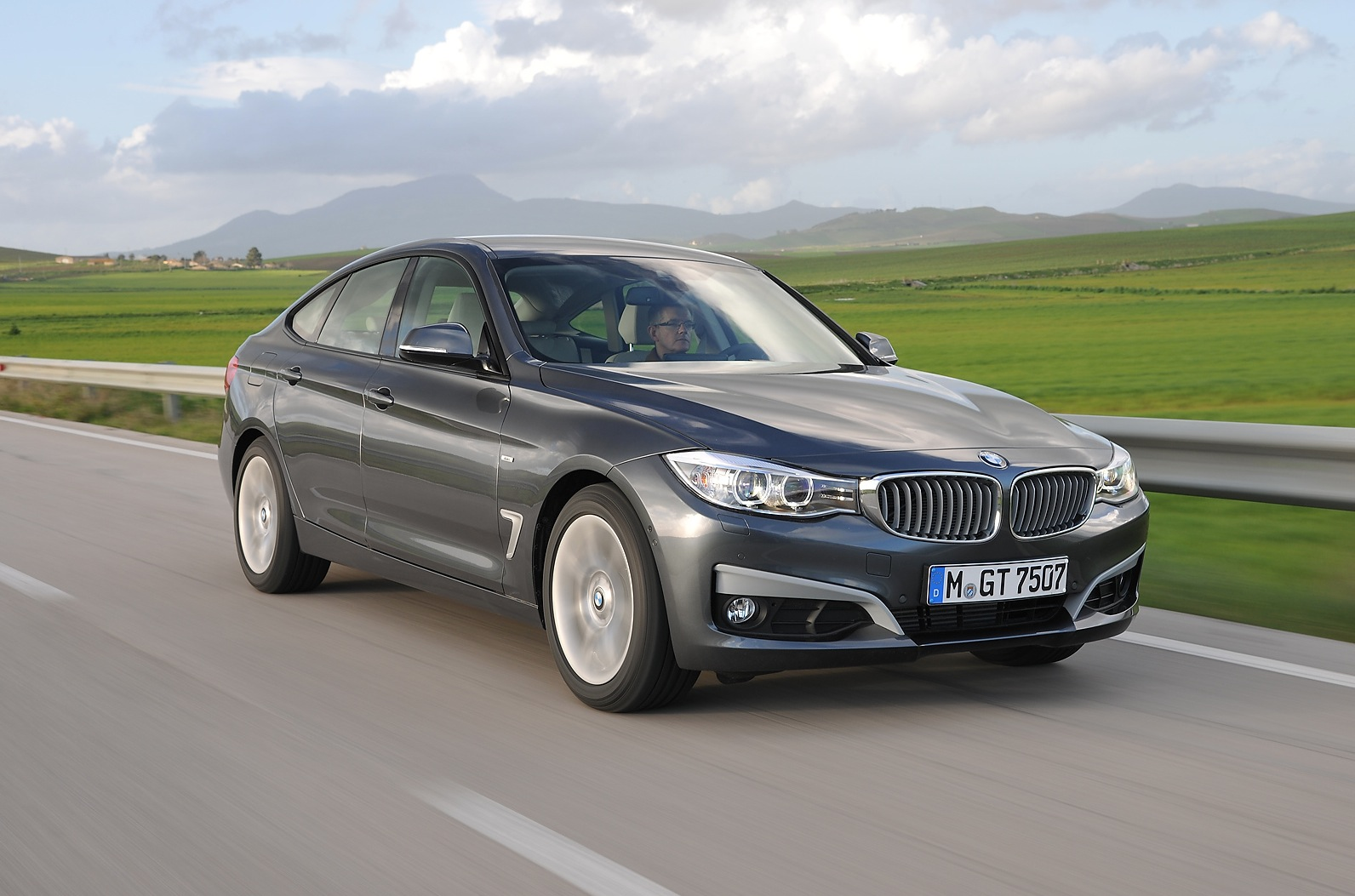 Autocar Review Of 3 Series Gt
