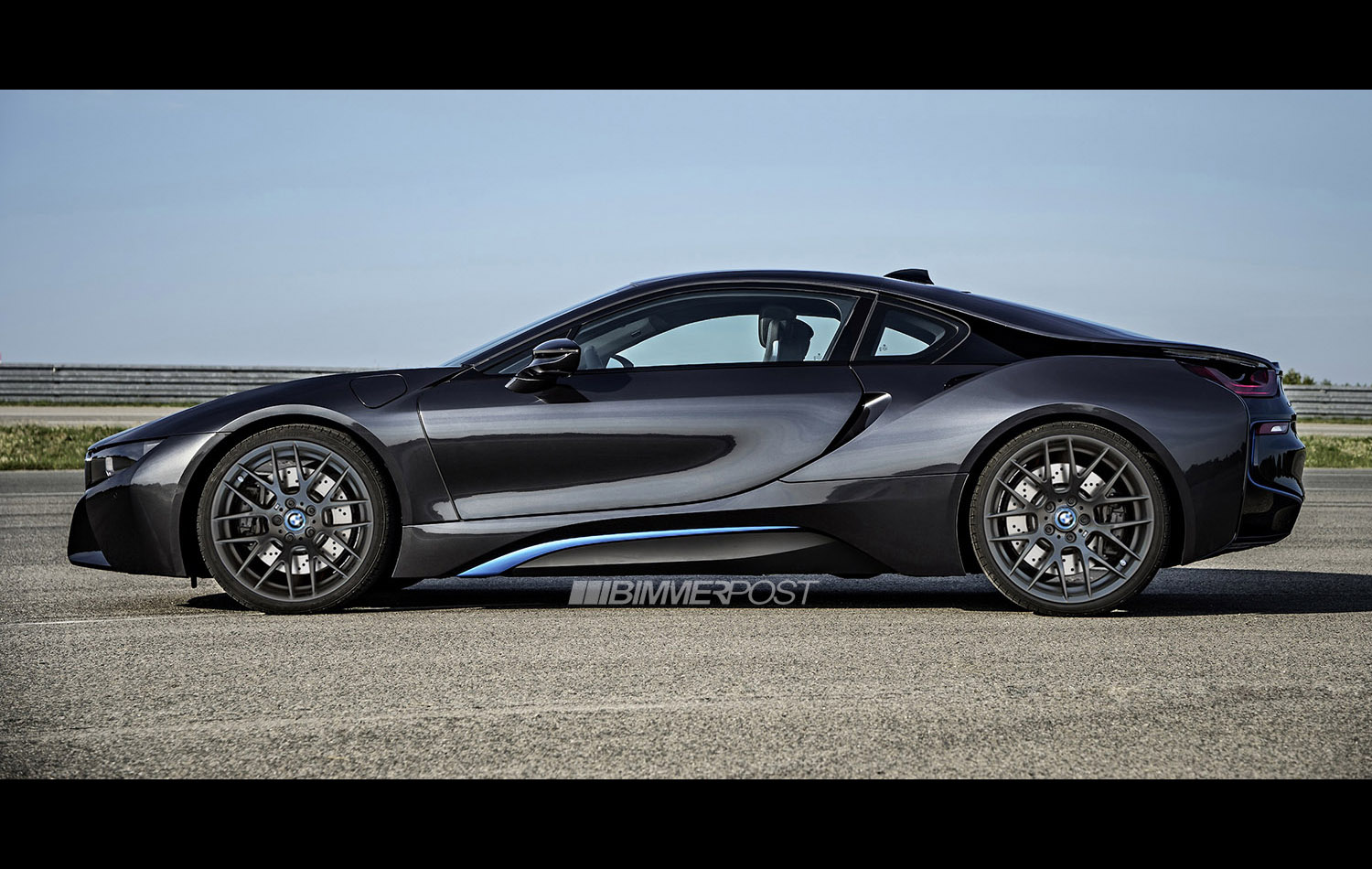 Bmw I8 Wheels Renderings
