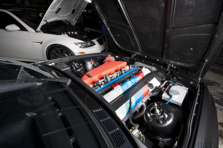 E30 M3 With S38 M5 Engine Swap And Ess Supercharged E92 M3