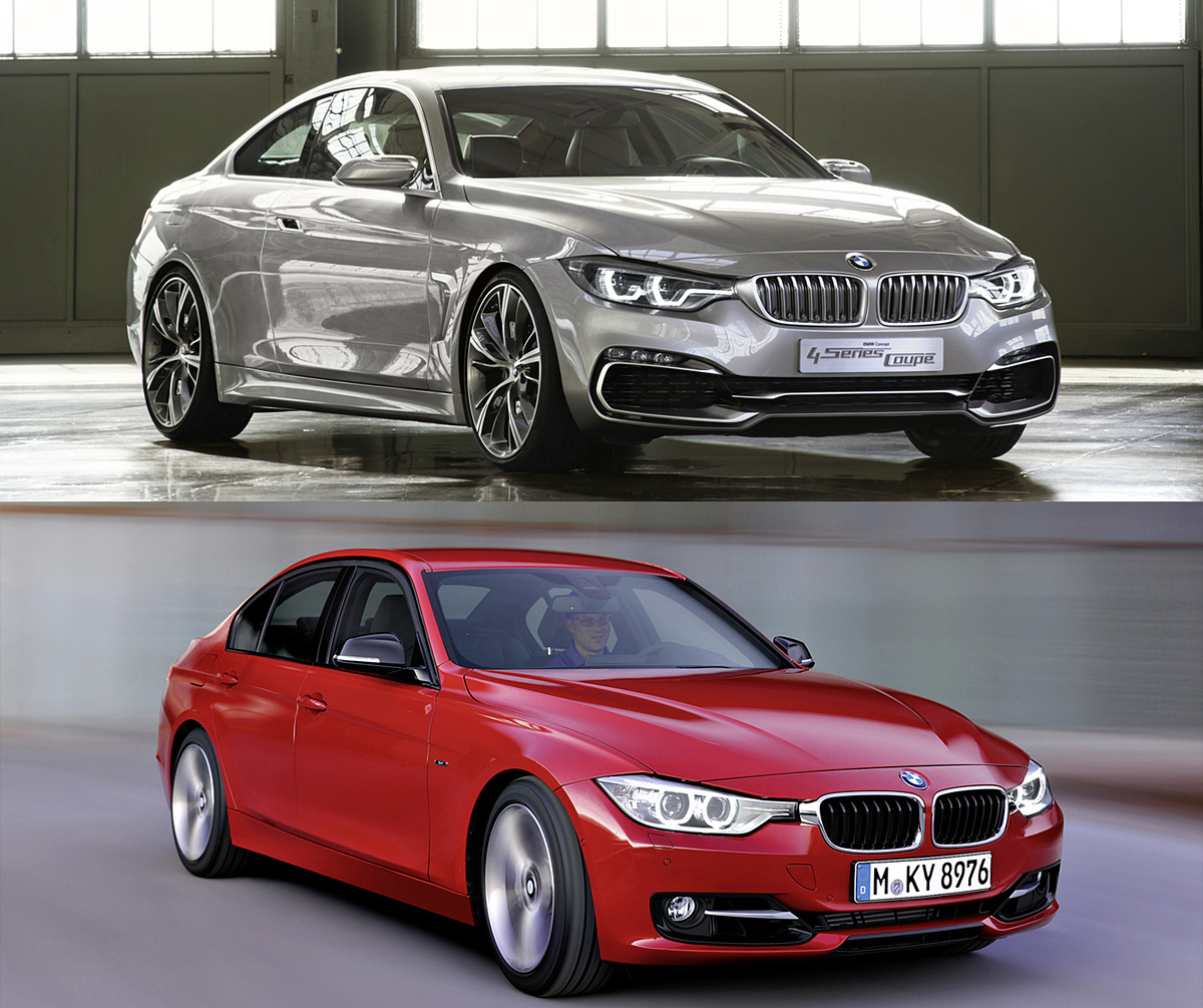 Bmw Serie 3 G20 >> BMW F32 vs F30 Compared - 4 Series vs 3 Series