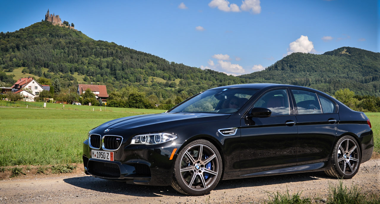 F10 M5 Competition European Delivery Completed In 9 Days