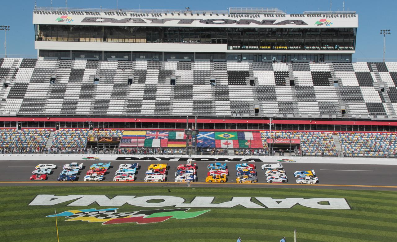 Bmw Teams Ready For 51st Annual Rolex 24 At Daytona Weekend