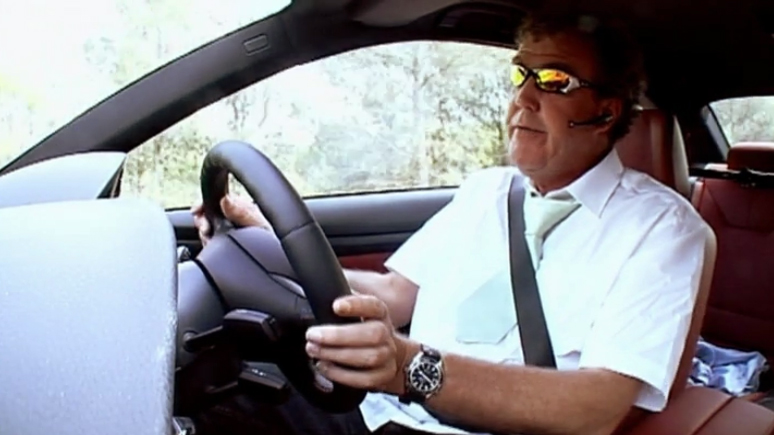 The Jeremy Clarkson Bmw M4 Review